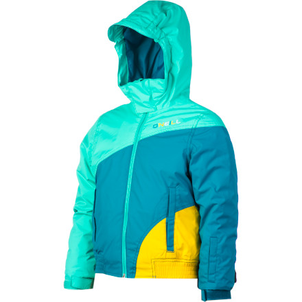 photo: O'Neill Ruby Jacket fleece jacket