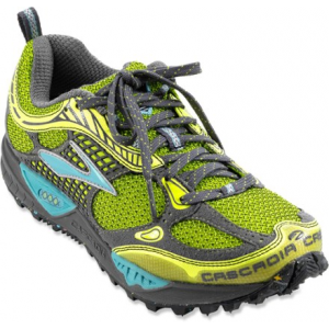 photo: Brooks Women's Cascadia 6 trail running shoe