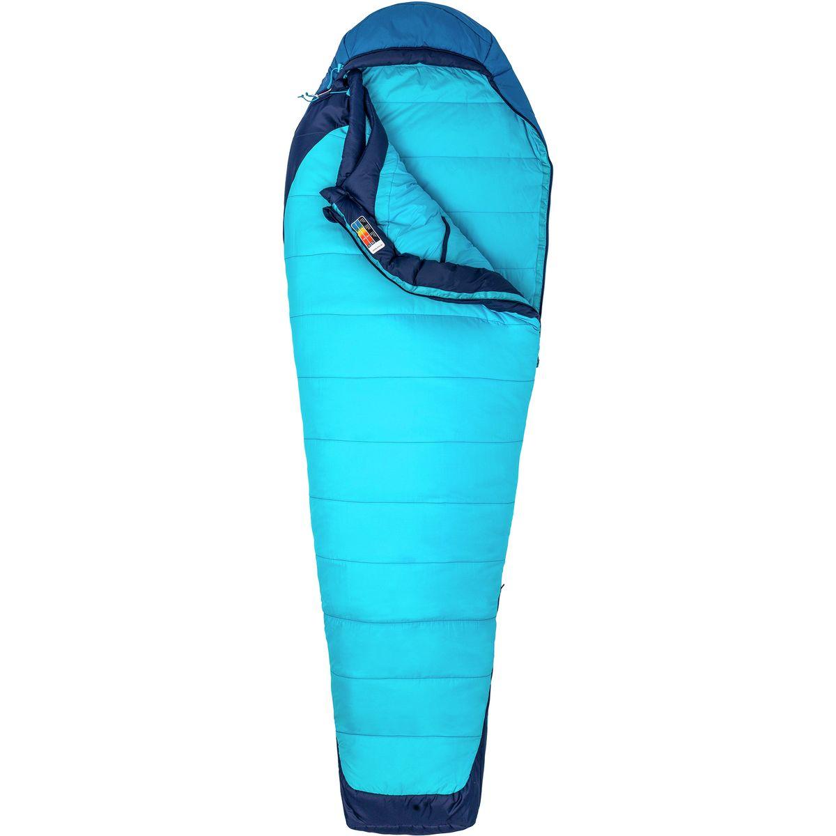 photo: Marmot Trestles Elite 20 3-season synthetic sleeping bag