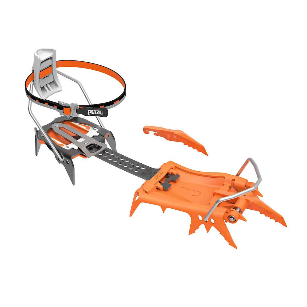 photo: Petzl Dart crampon