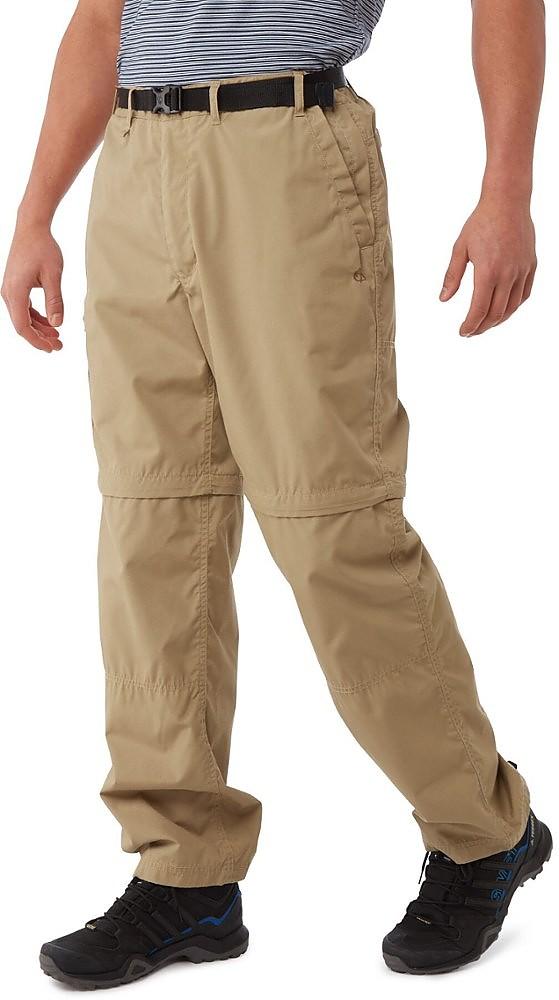photo: Craghoppers Kiwi Convertible Trousers hiking pant