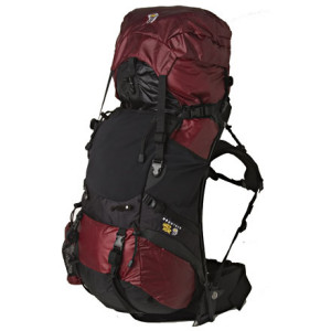 photo: Mountain Hardwear Harrier external frame backpack