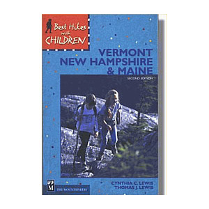 photo: The Mountaineers Books Best Hikes with Children in Vermont, New Hampshire and Maine us northeast guidebook