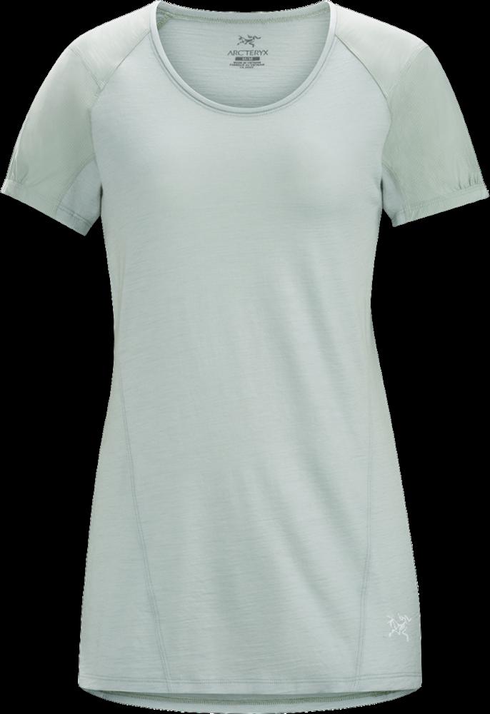 photo: Arc'teryx Lana Comp Shirt SS short sleeve performance top