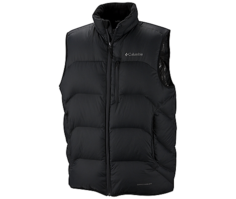 photo: Columbia Chugach Down Vest down insulated vest
