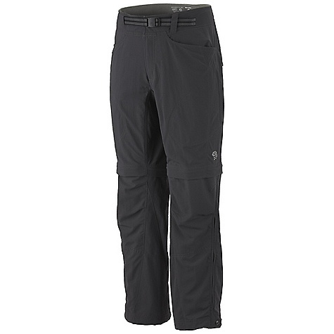 photo: Mountain Hardwear Matterhorn Convertible Pant hiking pant