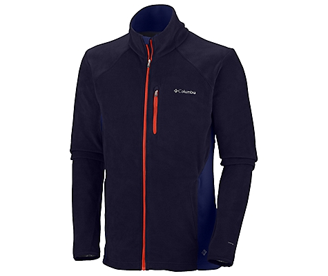 photo: Columbia Heat 360 II Full Zip fleece jacket