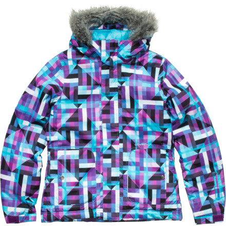 photo: O'Neill Tigereye Jacket snowsport jacket