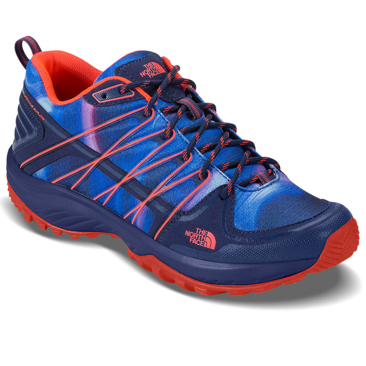 photo: The North Face Women's Litewave Explore trail shoe