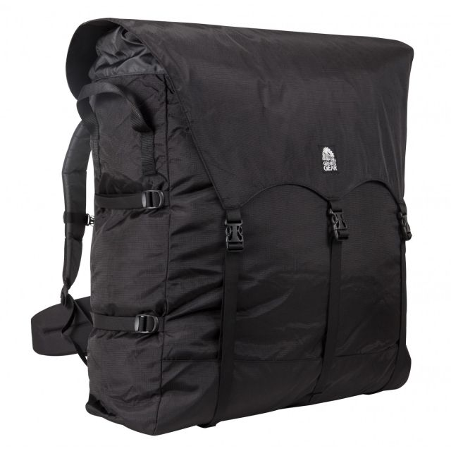 photo: Granite Gear Traditional #4 expedition pack (70l+)