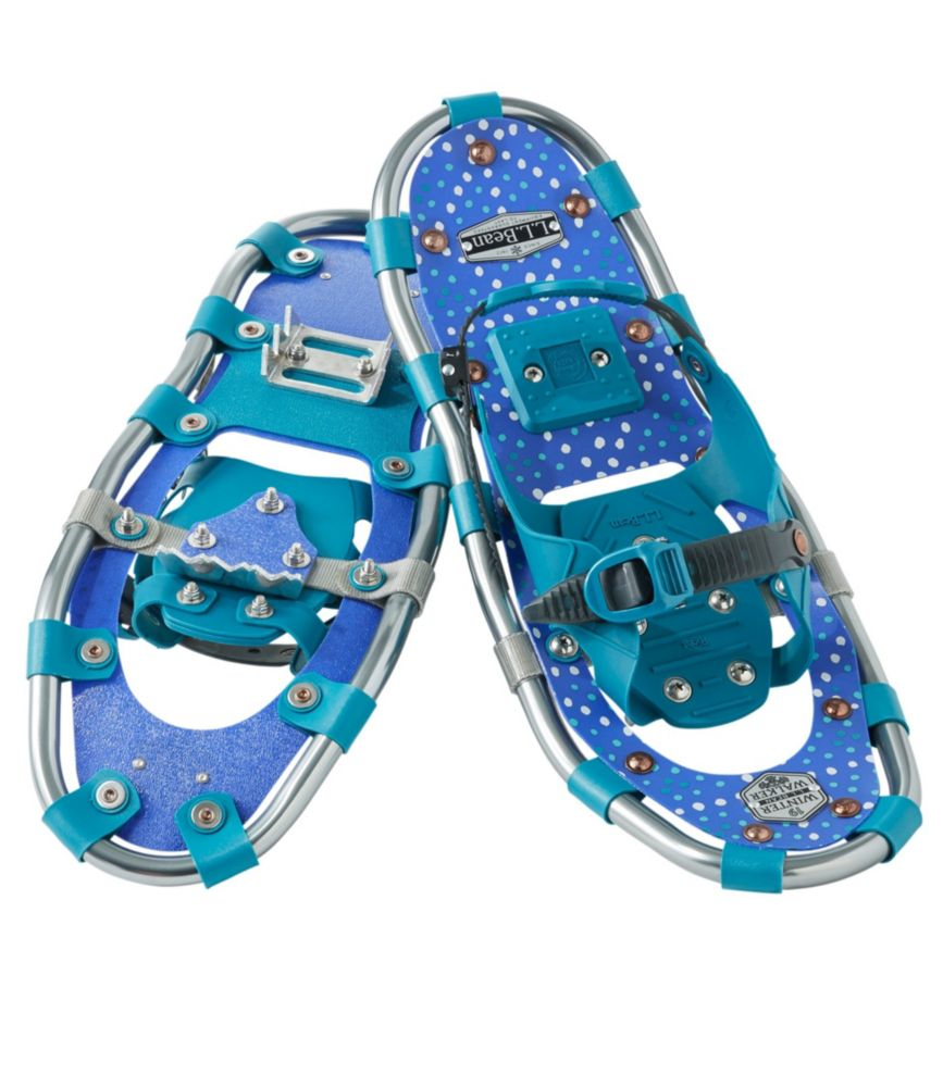 photo: L.L.Bean Kids' Winter Walker recreational snowshoe