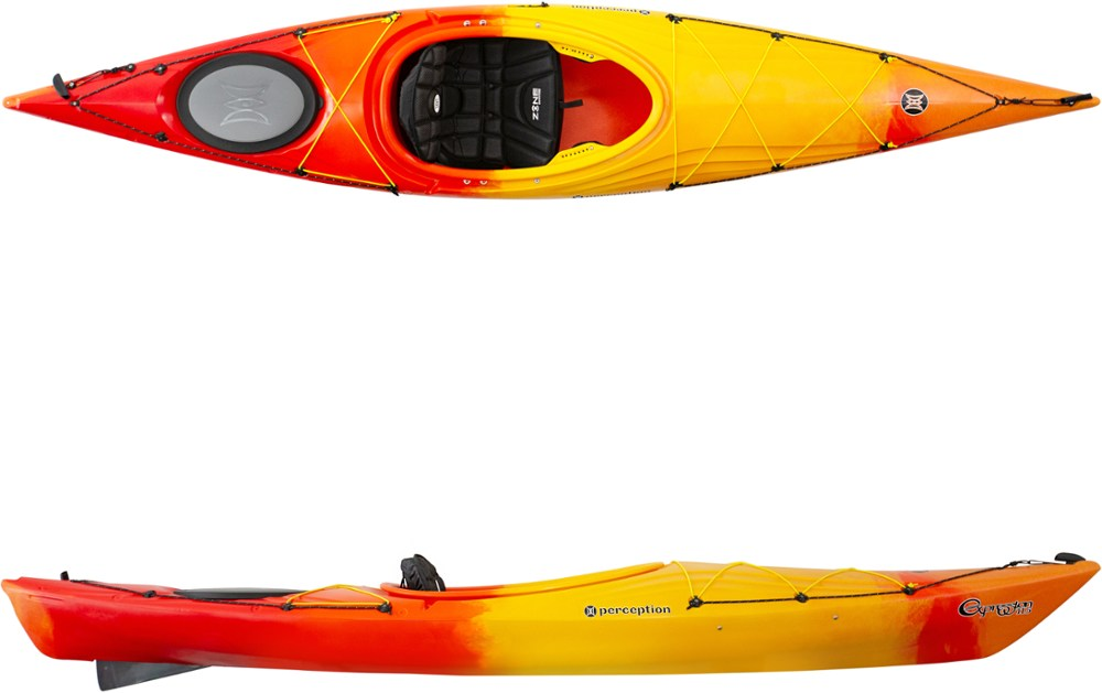 photo: Perception Expression 11.5 touring kayak