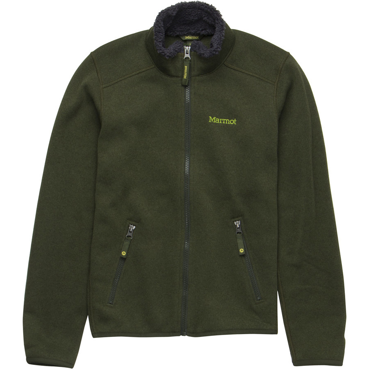 photo: Marmot Boys' Drop Line Jacket fleece jacket