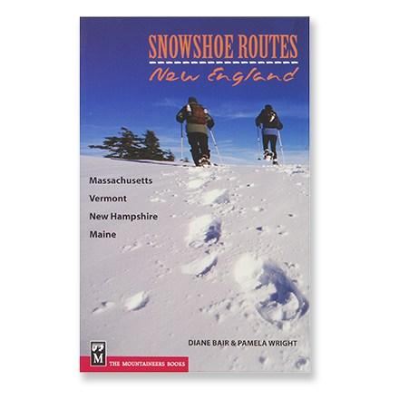 photo of a The Mountaineers Books guidebook