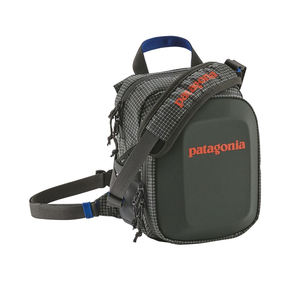 photo: Patagonia Stealth Chest Pack 4L front pack