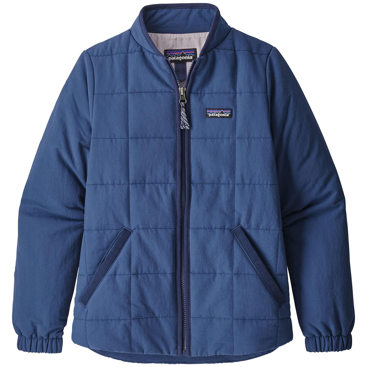 photo: Patagonia Quilted Bomber Shacket synthetic insulated jacket