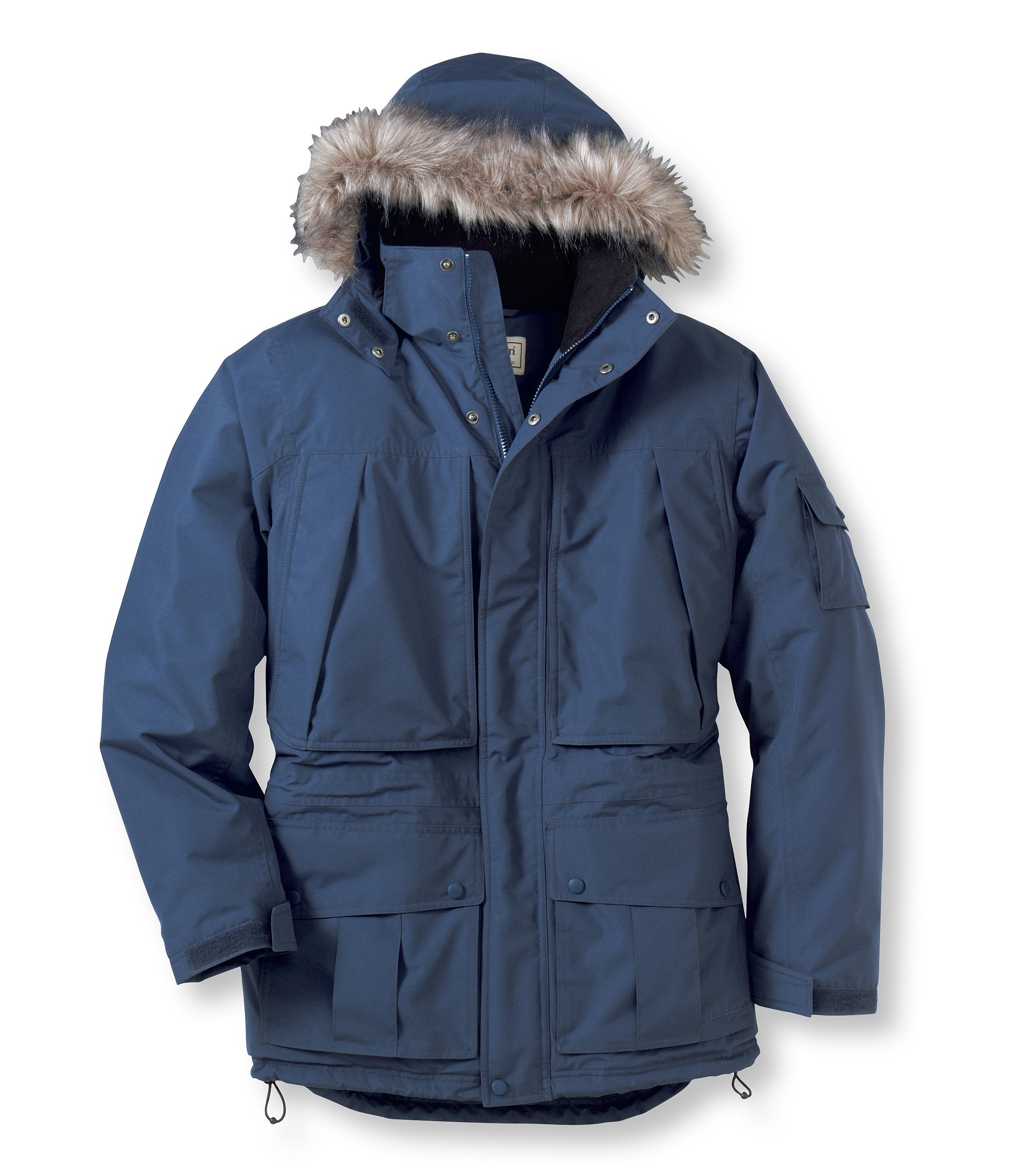 photo: L.L.Bean Baxter State Parka down insulated jacket