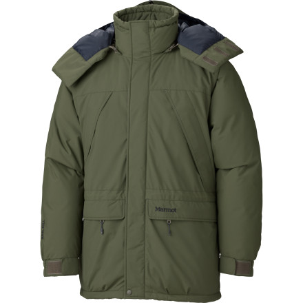 photo: Marmot Yukon Parka down insulated jacket
