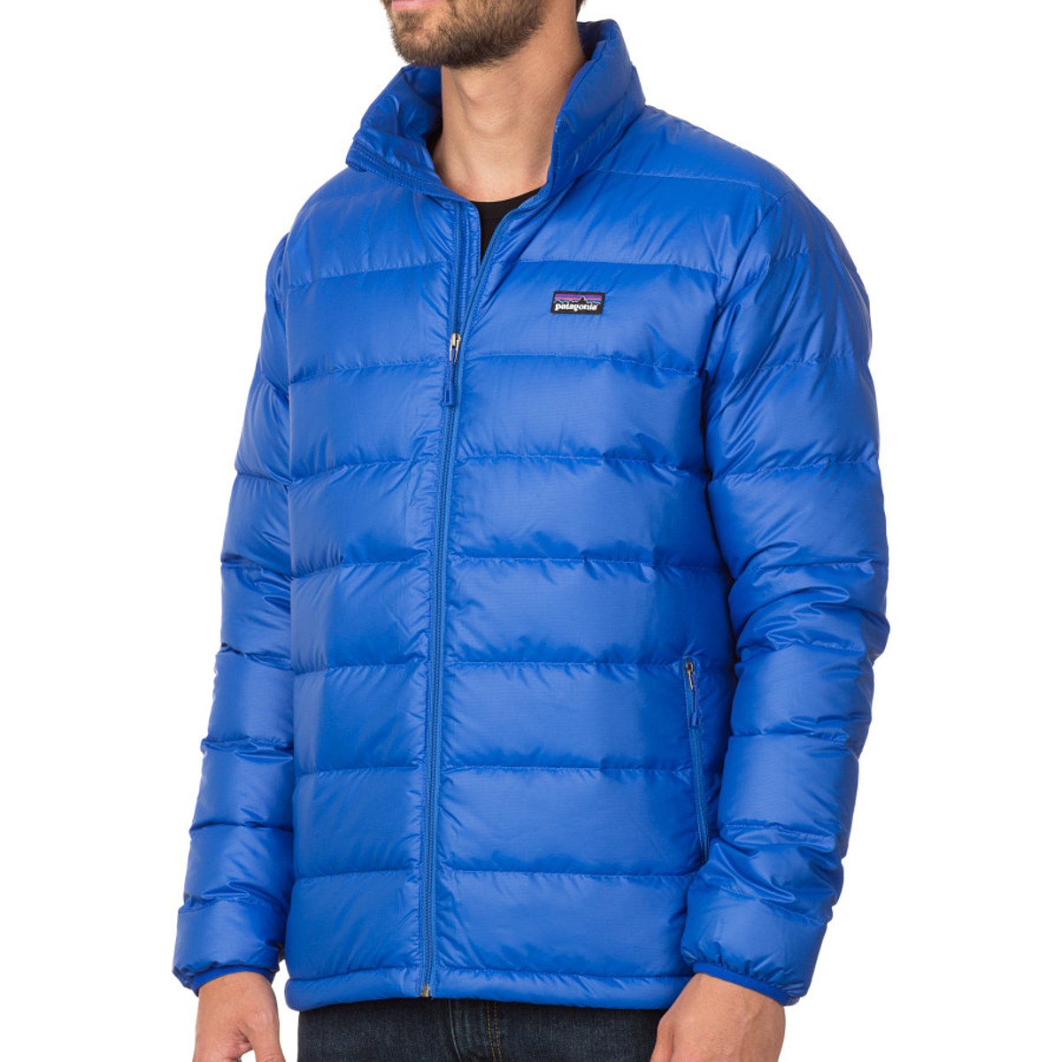 photo: Patagonia Hi-Loft Down Sweater down insulated jacket