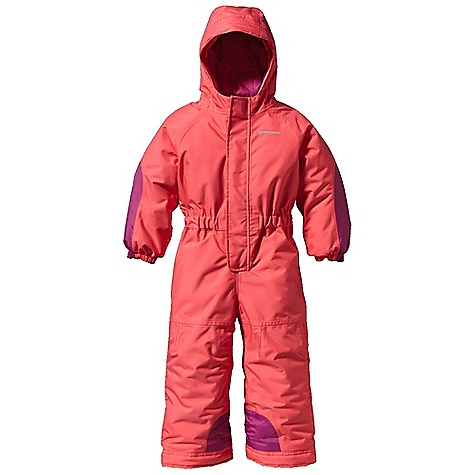 photo: Patagonia Baby Otter Snowsuit synthetic insulated suit
