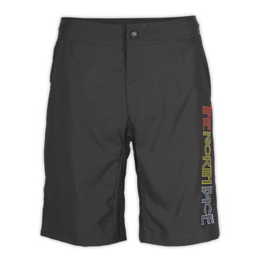 photo: The North Face Pacific Creek Print Boardshorts active short