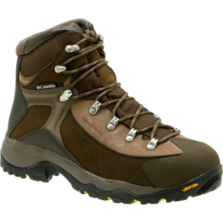 photo: Columbia Men's Daska Pass OT backpacking boot
