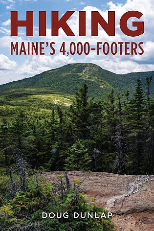 photo: Down East Books Hiking Maine's 4,000-Footers us northeast guidebook