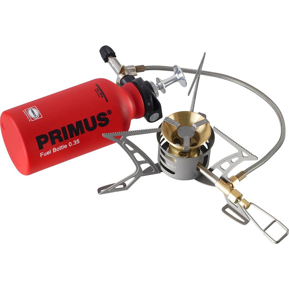photo: Primus OmniLite TI liquid fuel stove