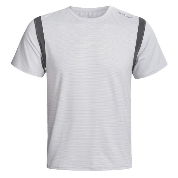 Saucony Micro Lux Short Sleeve