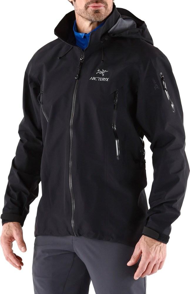 photo: Arc'teryx Men's Theta AR Jacket waterproof jacket