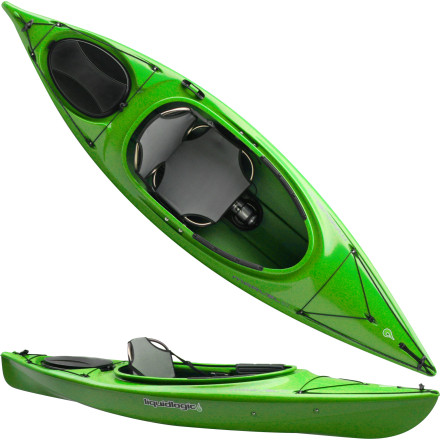 photo: LiquidLogic Marvel 10 recreational kayak