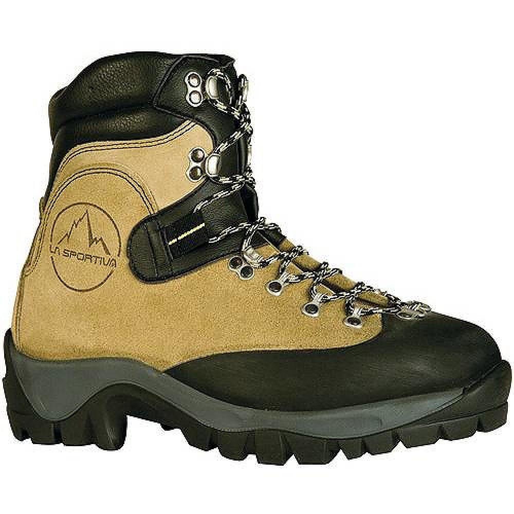 photo: La Sportiva Glacier mountaineering boot