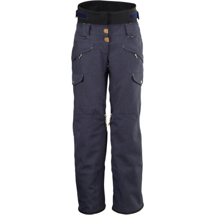 Eider Red Square Pant
