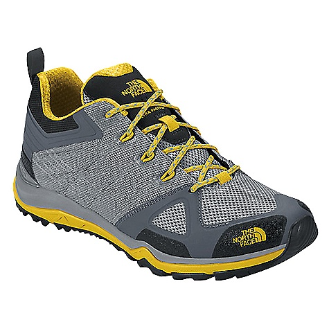 photo: The North Face Ultra Fastpack II trail shoe
