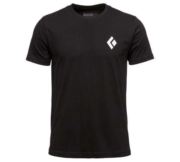 photo: Black Diamond Equipment for Alpinists Tee short sleeve performance top