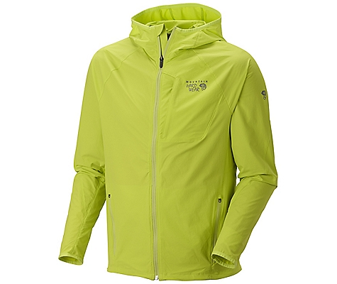 photo: Mountain Hardwear Men's Chocklite Jacket wind shirt