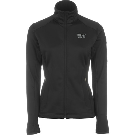 photo: Mountain Hardwear Women's Arlando Jacket fleece jacket