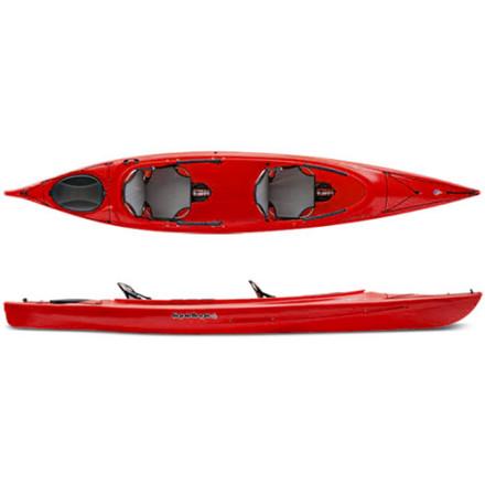 photo: LiquidLogic Marvel 14.5 Tandem kayak