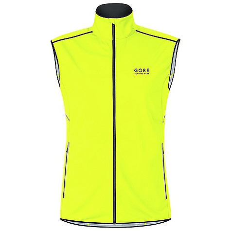 Gore Mythos Windstopper Soft Shell Light Vest