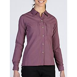 photo: ExOfficio Dryflylite Check Long-Sleeve Shirt hiking shirt