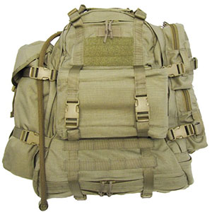 London Bridge Light Infantry Patrol Pack