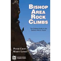 Wolverine Publishing Bishop Area Rock Climbs