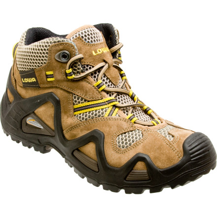 photo: Lowa Vento QC Mid hiking boot