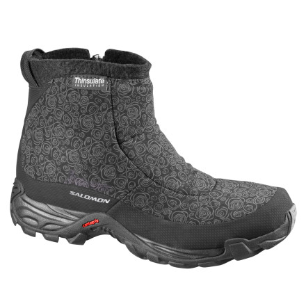 photo: Salomon Women's Tactile TS WP winter boot