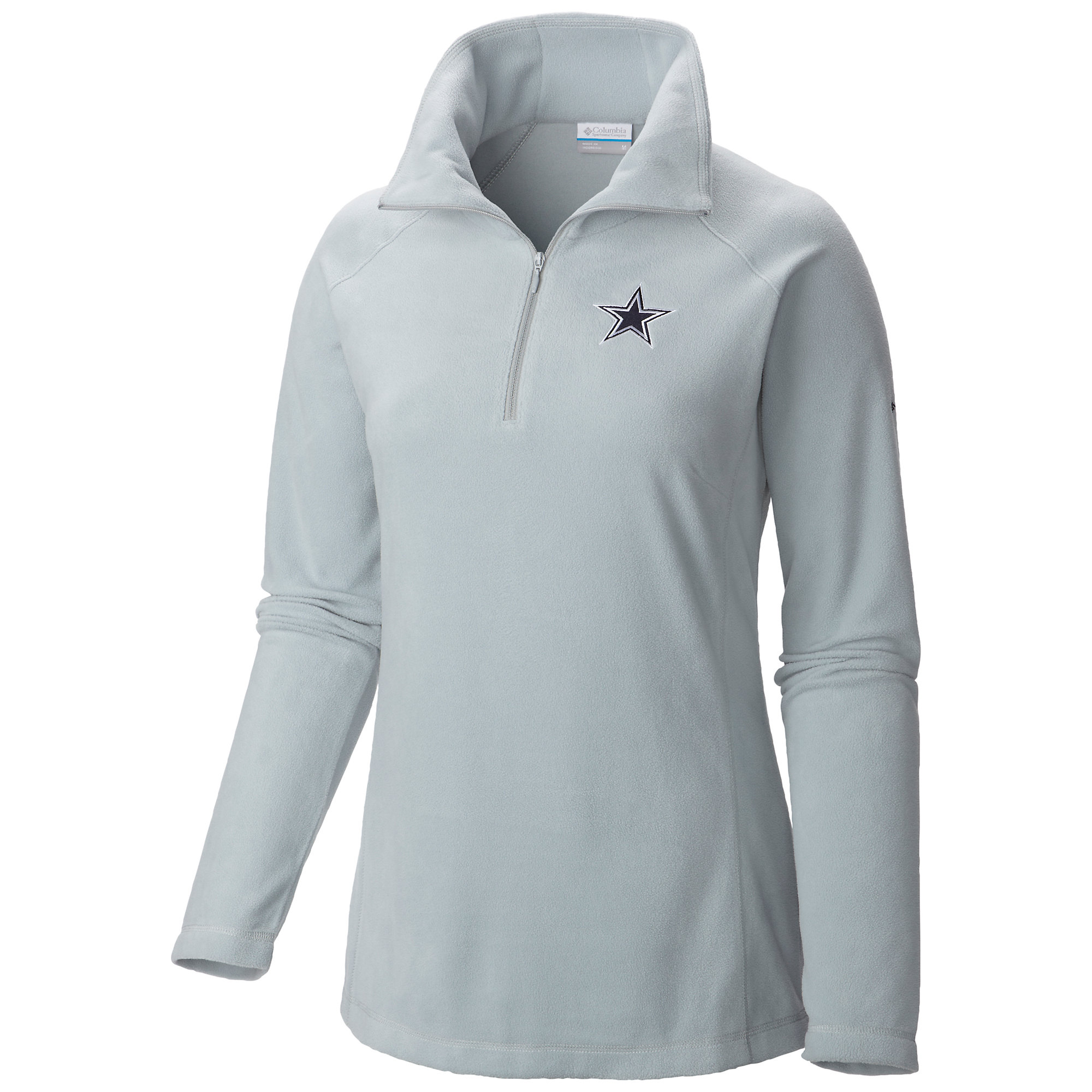 Columbia Collegiate Glacial Fleece Half Zip