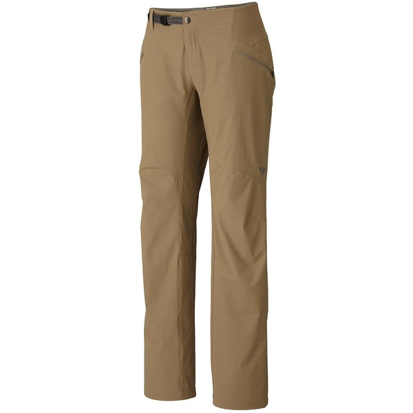 photo: Mountain Hardwear Ancona Trek Pant soft shell pant