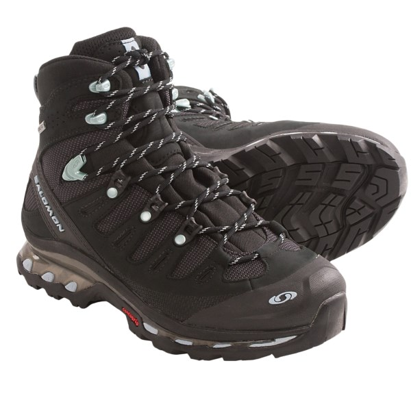 Salomon Quest 4d Gtx Reviews Trailspace Com