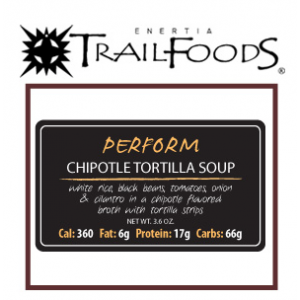 Enertia Trail Foods Chipotle Tortilla Soup