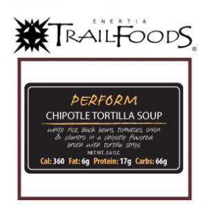 photo: Enertia Trail Foods Chipotle Tortilla Soup soup