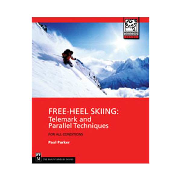The Mountaineers Books Free-Heel Skiing